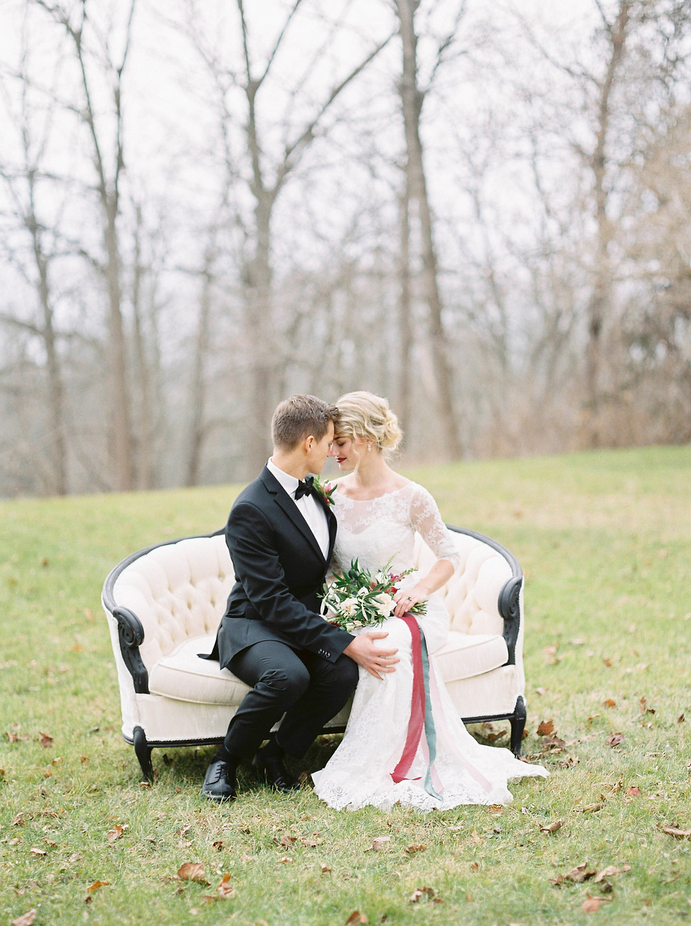 winter wedding picture inspiration