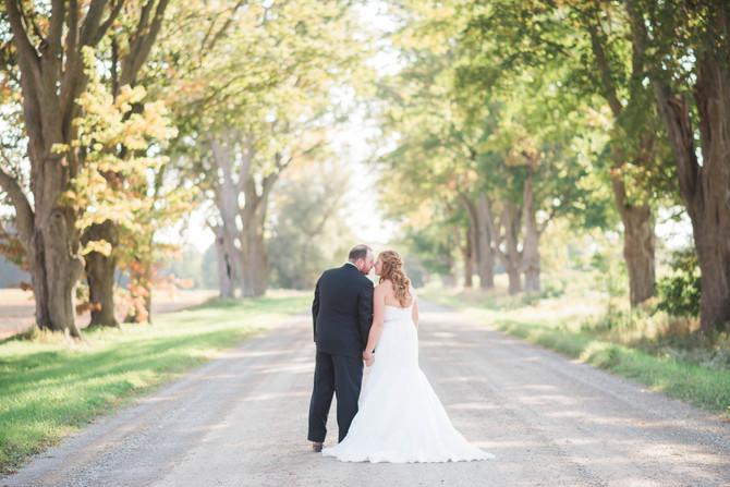 Backyard Farm Wedding [West Perth Wedding][Stratford Wedding Photographers]