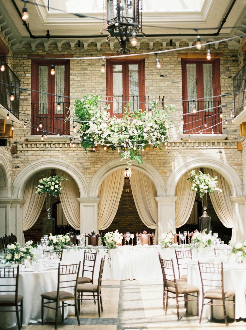 hacienda sarria wedding reception
