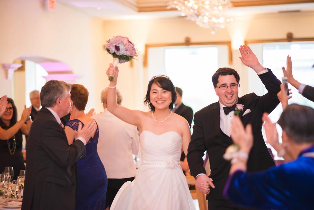 rosewater room wedding reception