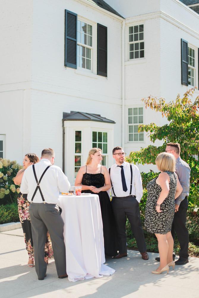 Brunch Wedding at Harding Waterfront Estate [Mississauga Wedding Venues][Toronto Wedding Photographe