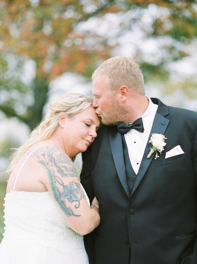A Fall Farm Wedding[Norfolk County Wedding Photographers][Simcoe Wedding Photographers]