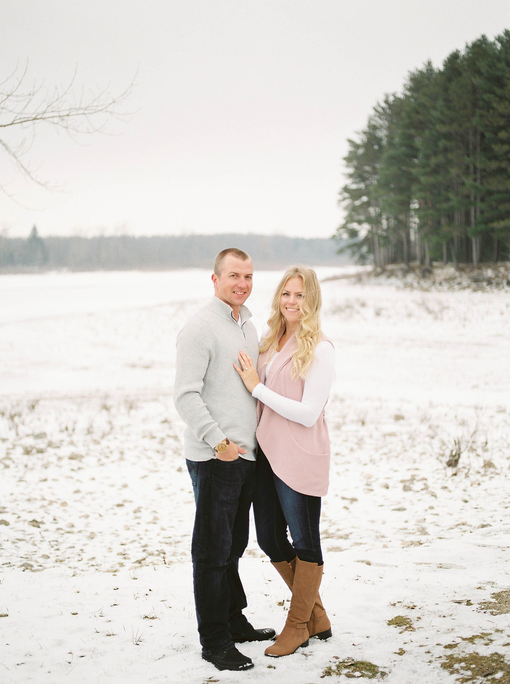 belwood lake conservation area engagement pictures