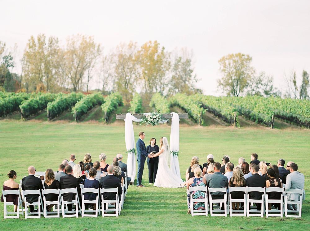 burning kiln winery wedding