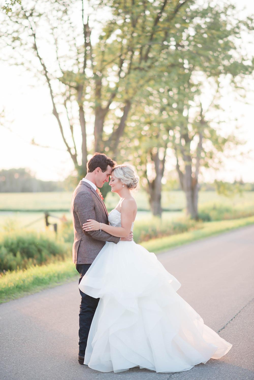 wedding photographers Niagara on the lake