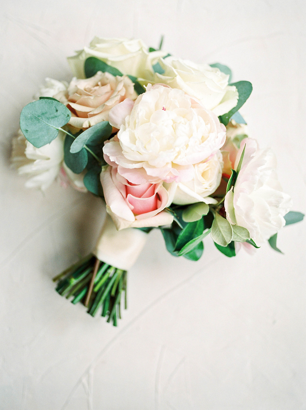 the bourbon rose wedding florist