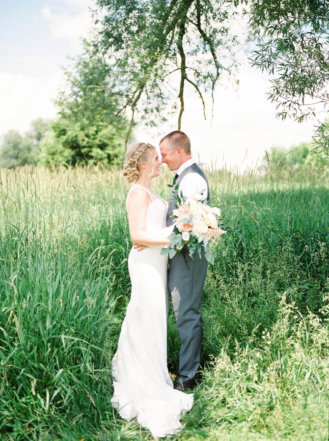 A Farm Wedding in Ariss [Guelph Wedding Photographers]
