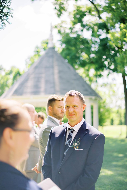wedding ceremony ruthven park