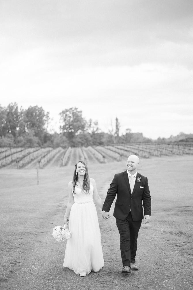 Burning Kiln Winery Wedding [Norfolk County Wedding Photographers][Rainy Day Wedding]