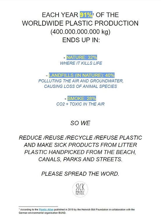 Plastic pollution reduce reuse recycle.j