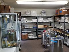 View of showroom for Beekeeping Equipment