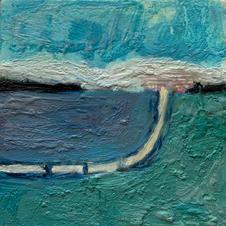 SEA GEOMETRY NO.120 by Richard Keen