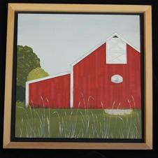 J. Fox's Barn by Will Wilkoff