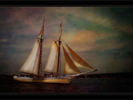 The Good Ship Heritage by Prisca Kenison
