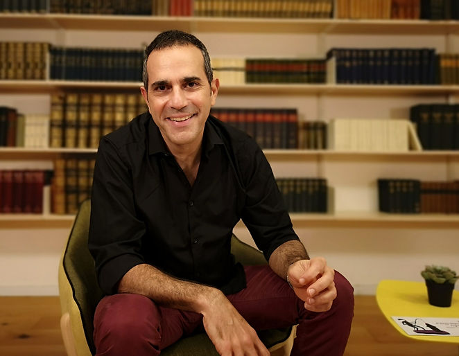רז יצחקי מורה לפסנתר ג׳אז Raz Yithaki
