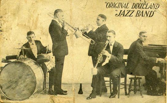 The original jass band