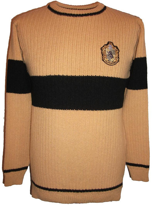 Hufflepuff Quidditch Sweater