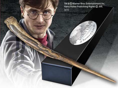 Harry Potter and the Deathly Hallows Snatcher Wand