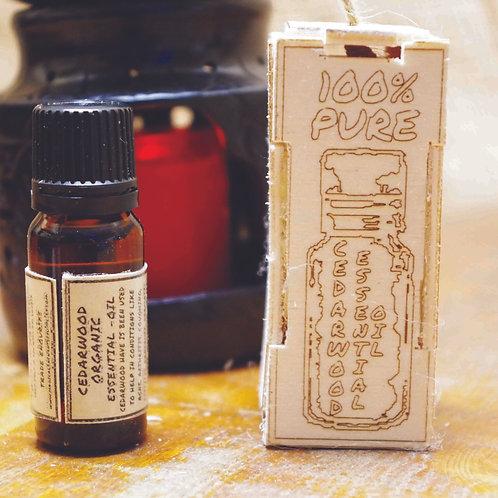Cedarwood Organic Essential Oil