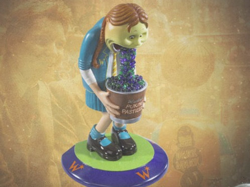 Weasley Bookend – Puking Pastilles