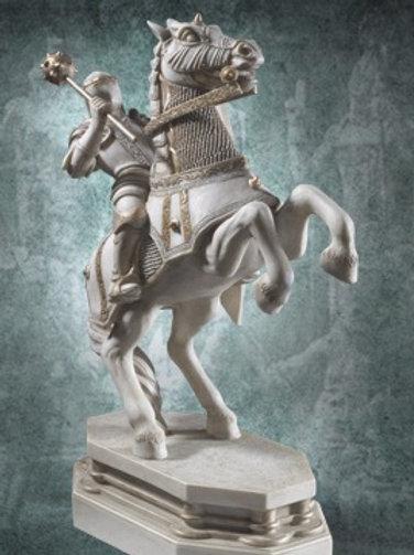White Knight Bookend