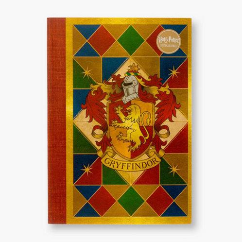 Gryffindor House Crest Notebook Reference