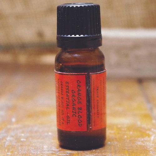 Orange Blood organic Essential Oil