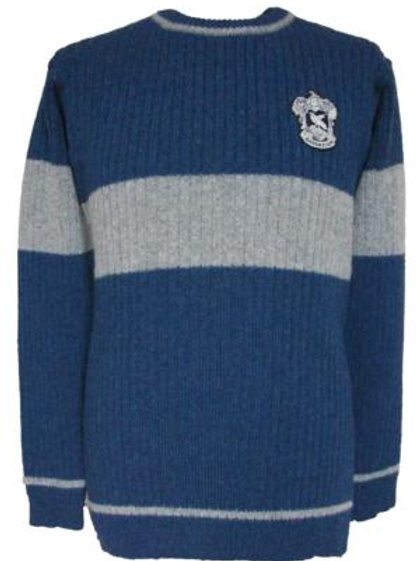 Ravenclaw Quidditch Sweater