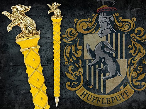 Hufflepuff Pen Gold Plated