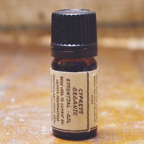 Cypress Organic Essential Oil 5ml