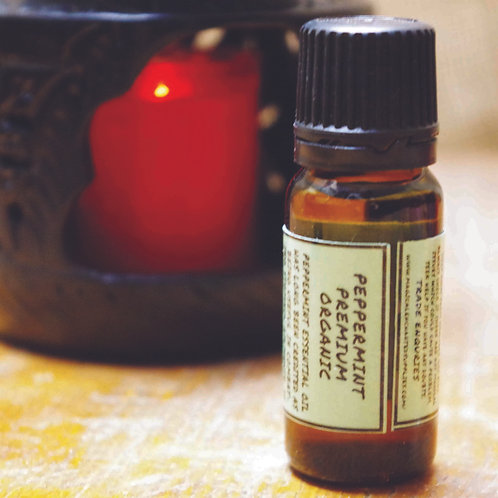 Peppermint Premium Organic Essential Oil