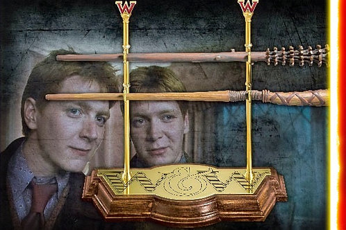 Weasley Wand Collection
