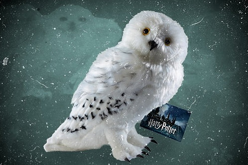 Hedwig Collector's Plush