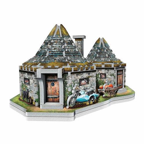 Hagrid's Hut - Wrebbit 3D puzzle
