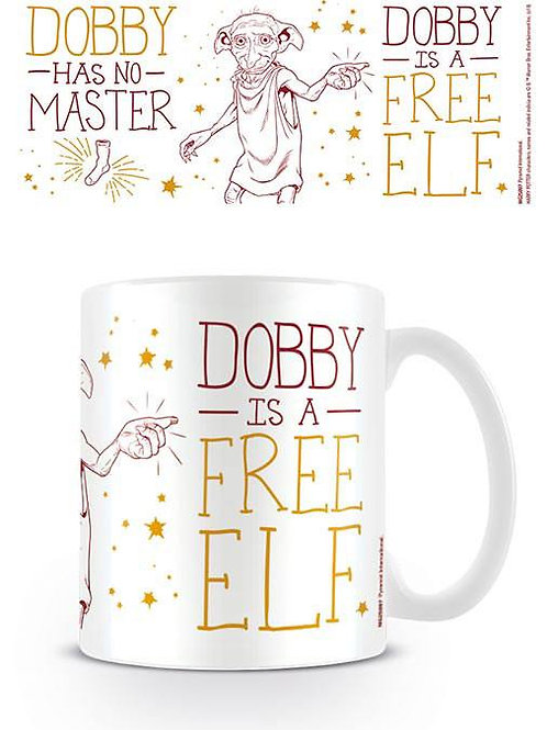 Harry Potter Mug Dobby Cups & Mugs Harry Potter - High quality ceramic mug - Off