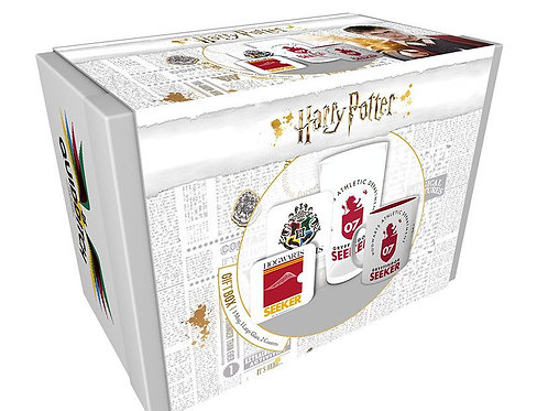 Harry Potter Gift Box Quidditch Cups & Mugs Harry Potter