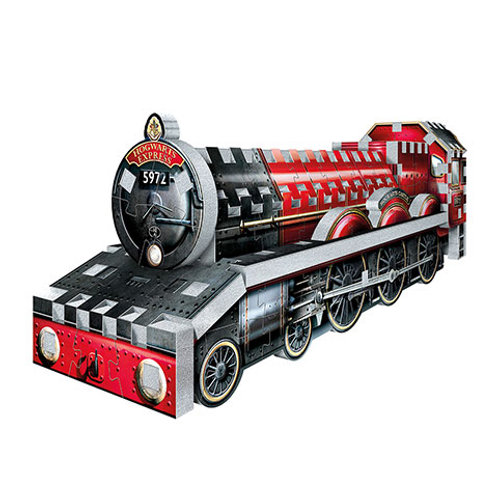 Hogwarts™ Express - 155 pieces - puzzle 3D Wrebbit