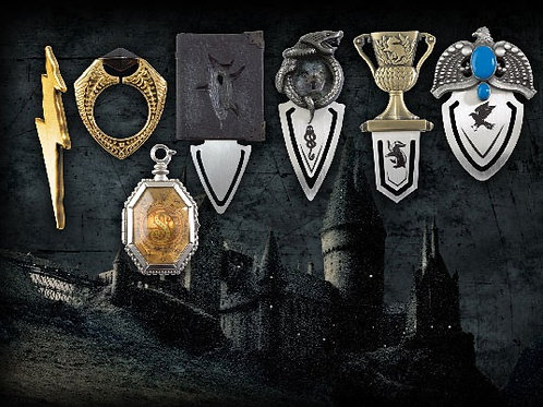 Horcrux Bookmark Collection