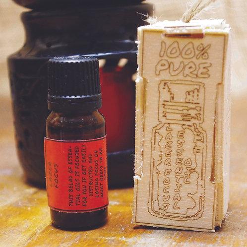 Lazer Focus Blend 10 ml Essential oils