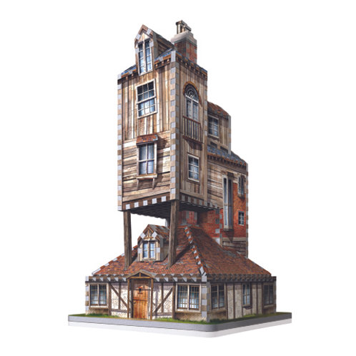 The Burrow- Weasley Family Home - Wrebbit 3D puzzle