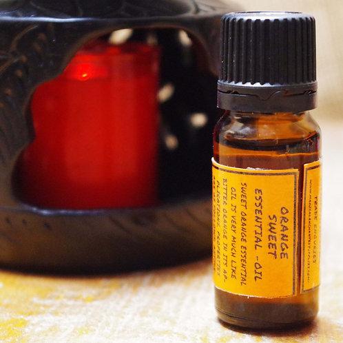 Orange sweet Organic essential