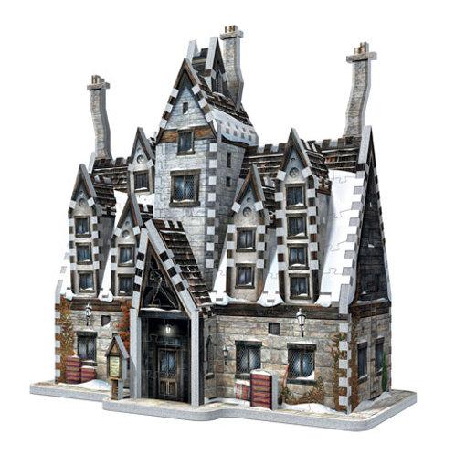 Hogsmeade – The Three Broomsticks - Wrebbit 3D puzzle