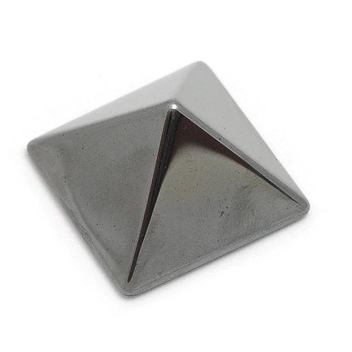 Hametite crystal pyramid (40mm base)