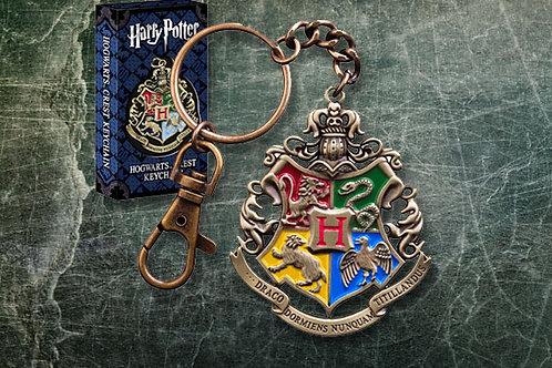 Hogwarts Crest Keychain