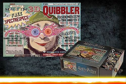 The Quibbler 1000pc Jigsaw Puzzle