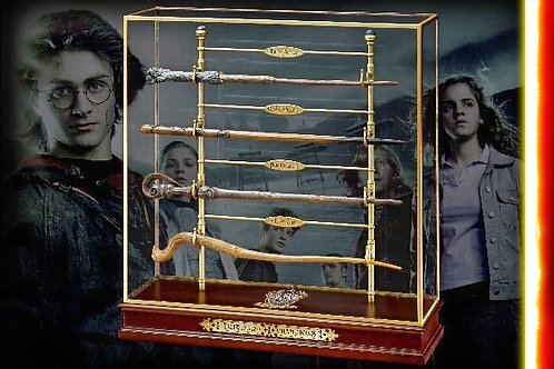 The TRIWIZARD Champions Wands Set