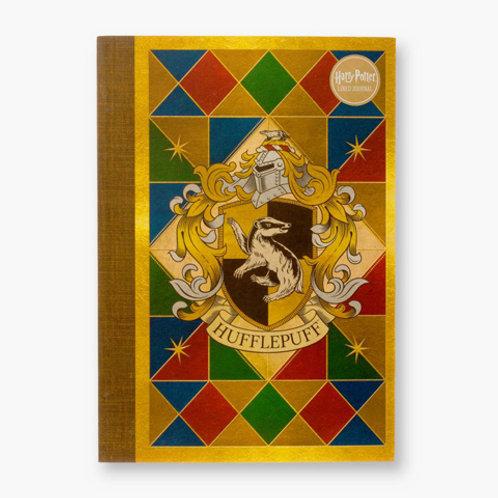 Hufflepuff House Crest Notebook