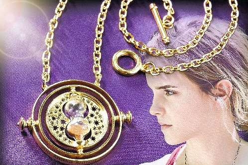 Hermione's Time Turner 24K plated