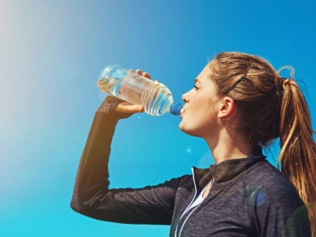 Here's Why You Should be Staying Hydrated this Summer