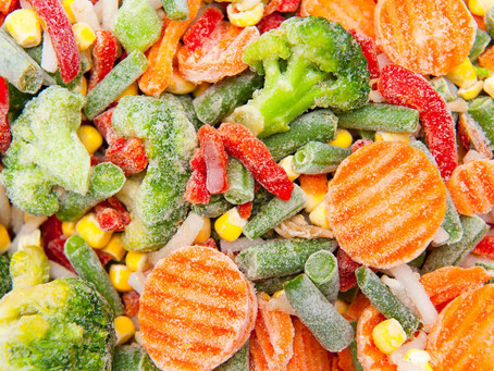 Fresh or Frozen Veggies? 5 Tips for the Winter Months